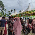 Ribuan Pengunjung Padati Acara Pembukaan MTQ XXXV Kabupaten Selatan