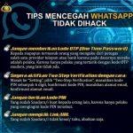 Maraknya Peretasan WhatsApp, Ini Tips Mengatasinya!