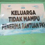 Dana PKH Wilayah Seumanah Jaya Kecamatan Ranto Peureulak Dinikmati Orang Yang Berkecukupan