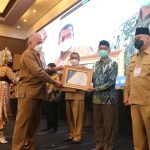 Aceh Selatan raih Harapan terbaik II Anugerah Award Madjid Ibrahim Tahun 2021