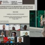 Gabriella Fardhiyanti, Raih Gelar Doktor Termuda Taylor's University Malaysia asal Lhokseumawe