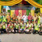 Poltas, Disnakertransduk Aceh Selatan dan Disnakermobduk Aceh Akhiri Pelatihan Kerajinan Pengolahan Batu Marmer dan Granit