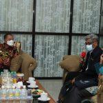 Peneliti UGM Kunjungi Kabupaten Bangka, Bupati Bangka Sambut Langsung Kehadiran Rombongan Dari UGM