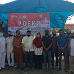 Posko PPKM Mikro Gampong Kota Fajar Diaktifkan, Geuchik : Semoga Pandemi Covid-19 Cepat Berlalu