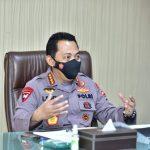 Kapolri Audiensi Ketua SKK Migas, Beri Pendampingan Untuk Keamanan Investasi