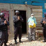 Masa Pandemi di Bulan Ramadhan, Batalyon C Pelopor Brimob Polda Aceh Salurkan Sembako
