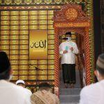Gubernur Babel Erzaldi Menjadi Khatib Jumat Di Masjid Al-Mukarromah Gandaria
