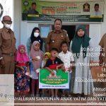 Baitul Mal Aceh Selatan Salurkan ZIS Kepada Mustahiq Selama Ramadhan