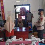 Tak Terhalang Ibadah Puasa, Sat Brimob Polda Aceh Laksanakan Patroli Sambang Desa Di Aceh Selatan