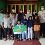 Sebanyak 2621 Yatim dan Piatu Se Aceh Selatan Terima Bantuan Zakat Baitul Mal Aceh Selatan