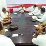 Sekda Aceh Timur Gelar Rapat Koordinasi Terkait PPKM Dan Vaksinasi Timur Untuk Masyaratat