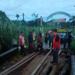 Breaking News! Jembatan Penghubung Ambruk, Gampong Lawe Cimanok Terancam Terisolir