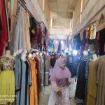 Ekonomi Merosot, Toko Pakaian di Kota Fajar Sepi Pembeli Sampai Minggu ke 3 Ramadhan