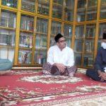 Bupati Rocky Melayat ke Rumah Duka Almarhum Abulah Krut Lintang