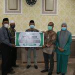 Bank Aceh Syariah Tapaktuan Salurkan Dana CSR