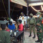 Razia Cafe dan Pengunjung di Kota Idi, Hasil Sweb Antigen 1 Orang Positif Covid