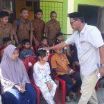 Menjelang Hari Raya Idul Fitri, PT Medan Samart Jaya, Santuni Anak Yatim dan Fakir Miskin