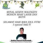 Media Rameune.com Provinsi Bangka Belitung Mengucapkan Selamat Idul Fitri 1442 H