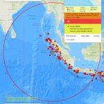 Gempa Bumi Magnitudo 7,2 Mengguncang Barat Daya Nias Barat