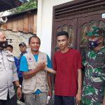 Sempat Dinyatakan Hilang Reza Warga Desa Lhok Aman Kecamatan Meukek di Temukan Selamat