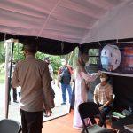 Maksimalkan Pengawasan, Polda Aceh Kirim Tim Asistensi ke Pos Penyekatan Mudik Aceh Tamiang – Sumut