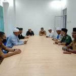 Setelah Menggelar Rapat, Huda Aceh Selatan, Ormas Islam dan Dinas Syari'at Islam Sepakat Memagari Bangunan Masjid Apung