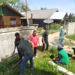 Ratusan ASN Pemkab Aceh Timur Gotong Royong di Kota Idi Rayeuk