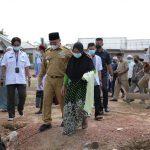 Berhati Mulia, Ibu Subaidah Curhat ke Gubernur Erzaldi Ingin Rumah nya Dibuat Masjid