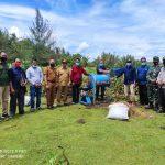 Bupati Aceh Selatan Menghadiri Pelatihan Pengolahan Eceng Gondok Menjadi Pupuk Kompos Di Kualaba'u
