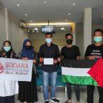 Sodara Aceh Selatan Kirim Donasi Palestina Melalui ACT Aceh
