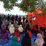 Pemda Aceh Timur Dirikan Tenda dan Salurkan Bantuan Masa Panik untuk Pengungsi Rohingya