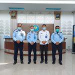 Tingkatkan Sinergitas Dengan APH, RUPBASAN Kelas I Banda Aceh Lakukan Koordinasi Dengan BNN Provinsi Aceh