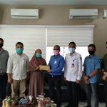 Poltas Kerjasama Dengan Bank Aceh Cabang Tapaktuan Siapkan SDM Daerah