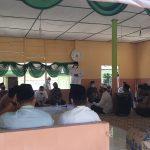Bupati dan kepala OPD Takziah ke Rumah Almarhum Ketua MPU