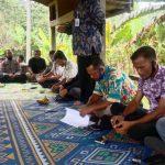 Beberapa Desa Di Kecamatan Ranto Peureulak Sukses Vaksinasi Salah Satunya Desa Seumanah Jaya