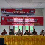 Acara Pemilihan Imuem Mukim Seuneubok Baro di Menangkan Hamdani,HZ,S.Pd.i