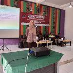 Mantapkan Pengembangan Diri Mahasiswa, Poltas Gelar Sosialisasi Pelaksanaan Praktek Kerja