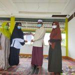 Bupati Aceh Barat Terima Bantuan Kemanusiaan Peduli Palestina