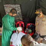 Tinjau Pos Penyekatan di Leupung, Karo Ops: Petugas Terapkan Swab Antigen Secara Random