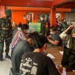 Ratu Textile Group Gandeng Kodim 0101 BS Gelar Vaksinasi Gratis di Banda Aceh