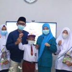 Kejutan Dari Ketua TP PKK Aceh Selatan di Hari Anak Nasional