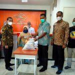Pemkab Aceh Timur Salurkan Bantuan Beras PPKM 2021