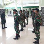 Danyonif RK 115/Macan Leuser Letkol Inf Eko Wahyu Sugiarto Bekali Personel, Ada Apa?