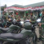 Tingkatkan Kesiapan Operasional, Kodim 0107/Aceh Selatan Gelar Pengecekan Kendaraan Dinas
