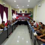 Covid-19 di Aceh Timur Meningkat, Rocky Intruksi Kepala OPD Kerja Ekstra Sosialisasi ke Masyarakat