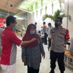 Polda Aceh, Polresta Banda Aceh dan IDI Aceh Gelar Gerai Vaksin Di Warkop