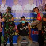 Mawardi Ali Dan Pemkab Aceh Besar Laksanakan Vaksinasi Covid-19 di MPP Lambaro