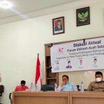 FUAS Gelar Diskusi Aktual Sosok Ideal dan Peran Penting Sekda Untuk Pembamgunan Aceh Selatan