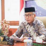 Alami Patah Tulang, Gubernur Aceh Dilarikan ke Rumah Sakit