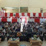 Dandim Aceh Selatan Hadiri Sosialisasi Peran Serta Pimpinan Pesantren Cegah Covid-19